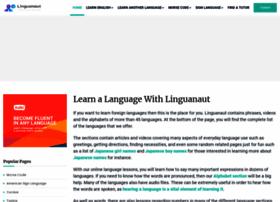 linguanaut.com