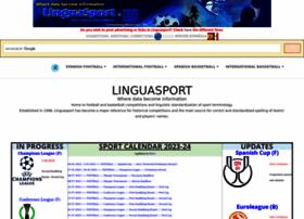 linguasport.com