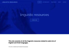 linguisticresources.weebly.com