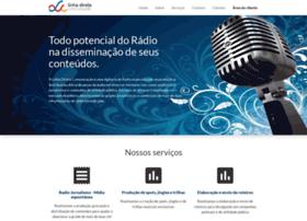 linhadiretacom.com.br