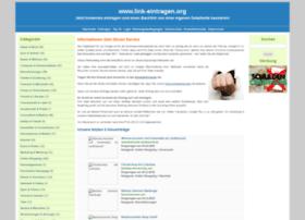link-eintragen.org