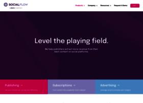 link.socialflow.com