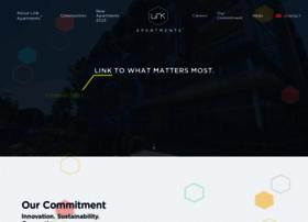 linkapartments.com