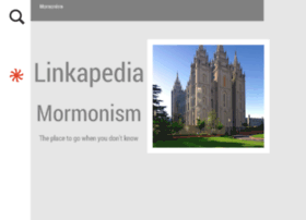 linkapedia-mormonism.com