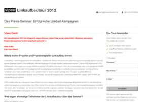 linkaufbautour.de