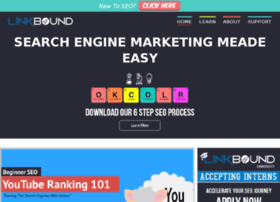 linkboundmarketing.com