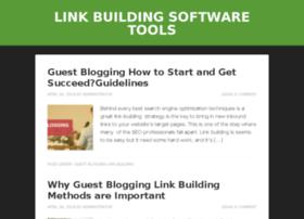 linkbuildingsoftwaretools.com