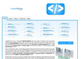 linkedwords.com