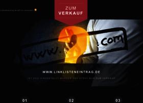 linklisteneintrag.de