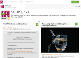 links.scup.org