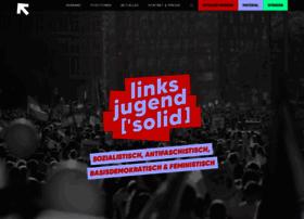 linksjugend-solid.de
