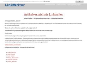 linkwriter.biz