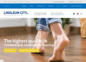 linoleumcity.com