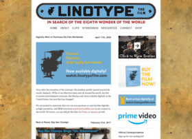 linotypefilm.com