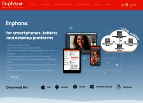 linphone.org