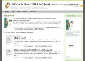 linqinaction.com