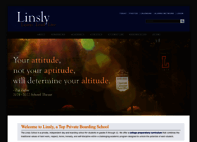 linsly.org
