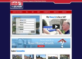 lintonhallrealtors.com