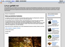 linux-gefaellt-mir.blogspot.de