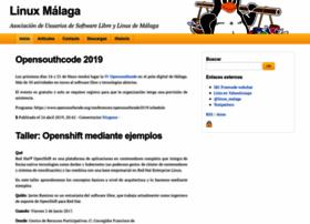 linux-malaga.org