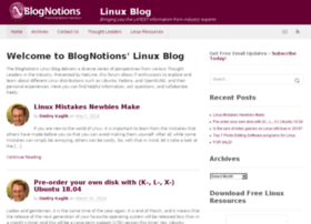 linux.blognotions.com