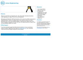linux.dell.com