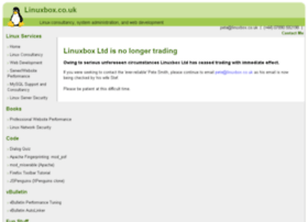 linuxbox.co.uk