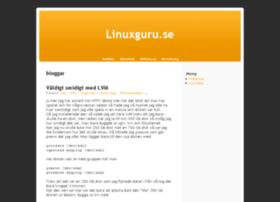 linuxguru.se
