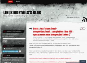 linuxindetails.wordpress.com