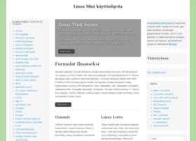linuxmint-fi.info