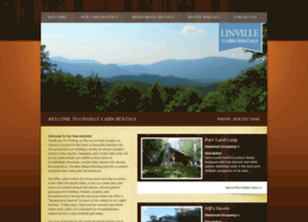 linvillecabinrentals.com