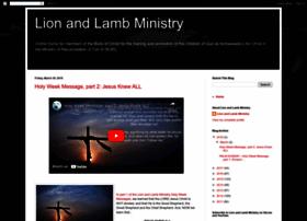 lionandlambministry.com