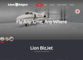lionbizjet.com