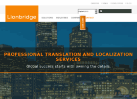 lionbridge.net