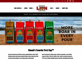 lioncoffee.com