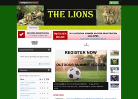 Lioness.bramptonnorthsoccer.com