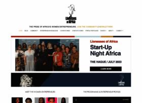 lionessesofafrica.com