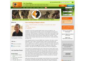 lionguardians.wildlifedirect.org