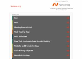 lionhost.org