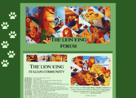 lionking.forumcommunity.net