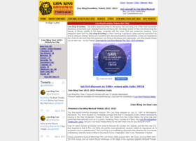 lionkingbroadwayticketsonline.com