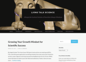 lions-talk-science.org