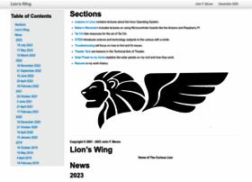 lions-wing.net