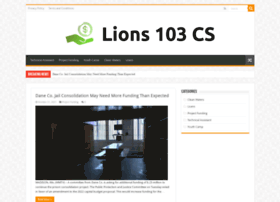 lions103cs.org