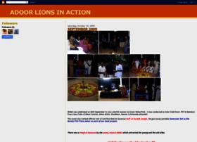 lionsclubofadoor.blogspot.com