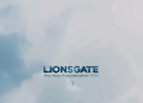 lionsgateawards.com