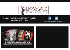lionsgatehorrorclub.com