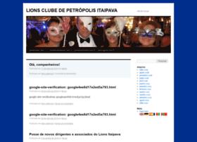 lionsitaipava.org.br