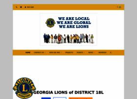 lionsofga18l.org