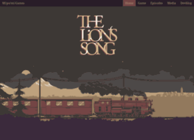 lionssonggame.com